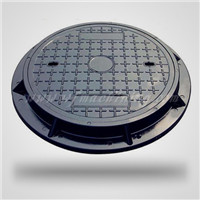 Manhole Cover Frame with Coating