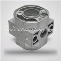 Customized Aluminum Alloy of Motorcycle Engine Housing