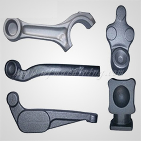 Customized Steel Forging Parts with Percision Machining Service