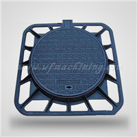 Green Sand Casting Manhole Cover