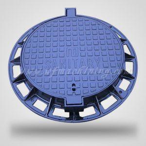 OEM Iron Casting Manhole Cover Frames for Drainage System