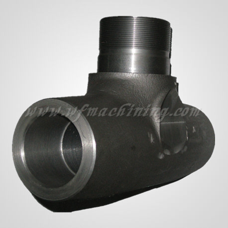 Investment Casting Parts with Lost Wax Casting Process