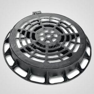 Resin Casting Ductile Iron Water Grate of En124 Standard