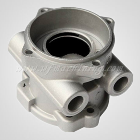 OEM Precision Casting Auto Parts with Machining Service