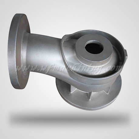 China Supply Precision Casting Parts for Hydraulic Machinery