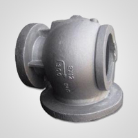 Sand Iron Casting Water Pump - forging   machining   casting