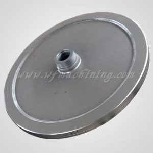OEM Grey Iron Resin Casting Bicycle Flywheel for Fitness Equipment