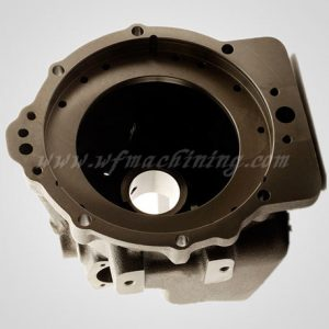 OEM High Precision Casting parts with MachiningService