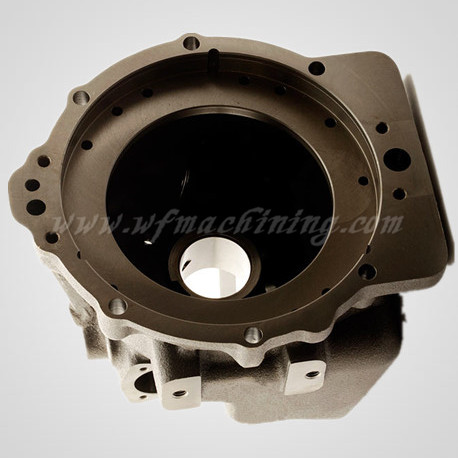 OEM High Precision Casting parts with Machining Service