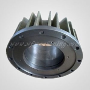China Factory Supply Steel Casting Parts for Tractor