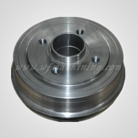 Cast Steel Precision Casting Parts for Farm Tractor