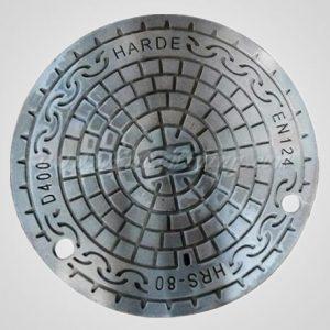 Cast Iron Manhole Cover From China Foundry
