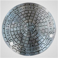 Manhole Cover with Coating Service