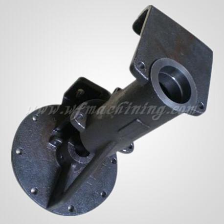 China Foundry Precision Cast Parts for Centrifugal Pump