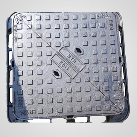 Hot Sale Customized Manhole Cover for Road Construction