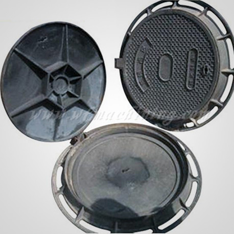OEM Metal Mold Sand Casting Manhole Covers from Drainage Supplies