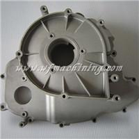 Die Casting Aluminum Plates with CNC
