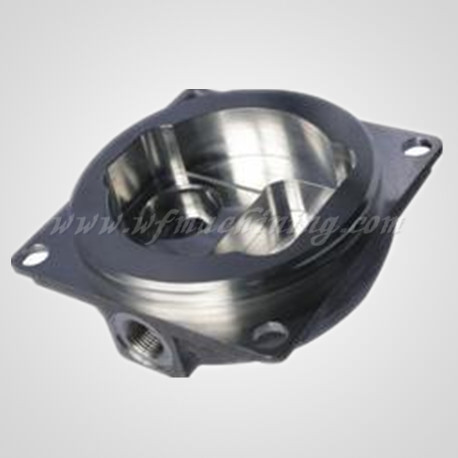 Stainless Steel Precision Casting Hardware from Steel Foundries