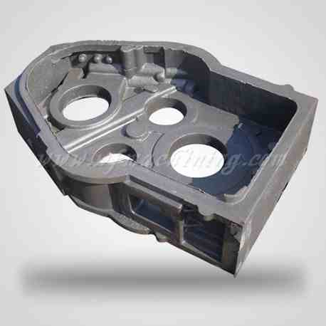 Investment Casting Hydraulic Components