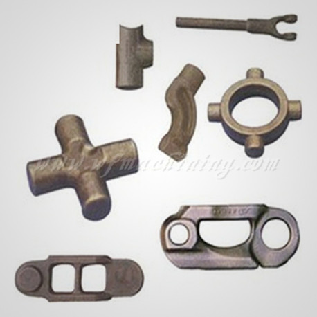 Steel Precision Forged Parts with Hot Forging Machine