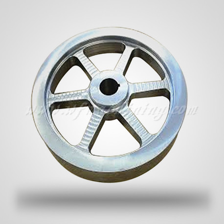 High Quality Grey Iron Sand Casting Flywheel with Customized Service