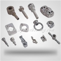 Precision Die Casting Steel Parts