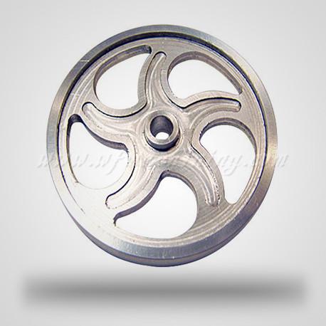Customized Grey Iron Casting Handwheel with High Polishing Service