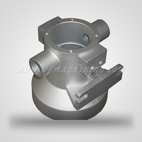 High Quality Precision Casting Machinery Parts with Machining
