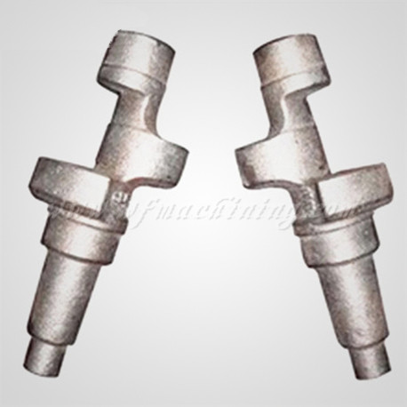 OEM Customized Aluminum Forging Part for Agricultural Machinery