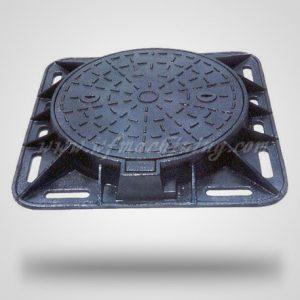 Hot Sale Iron Casting Manhole from China Foundry