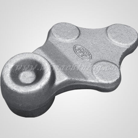 OEM Forged Iron Parts with Hot Forging Process from China