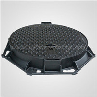 Cast Iron Sealed Manhole Covers