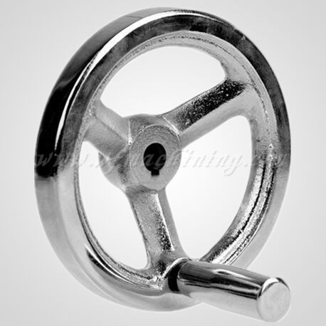 Customized Cast Iron Handwheel with Sand Casting Process