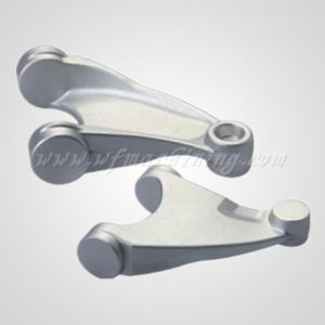 OEM Aluminum Die Forging Parts with Machining Service
