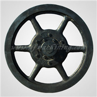Sand Casting Flying Wheel
