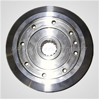 Grey Iron Flywheel with Sand Casting Process
