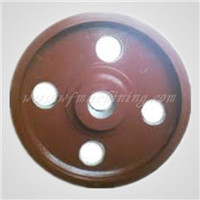 Iron Casting Treadmill Flywheel