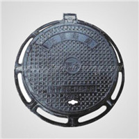 Metal Mold Sand Casting Manhole Covers